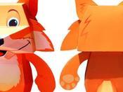 Mozilla Mascot Salazad