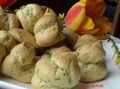 petits choux ails, moutarde persil