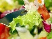 Emince dinde salade composee