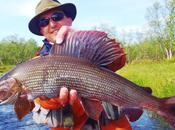 vrai trip pêche finlande avec mouching