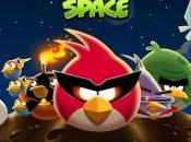 Angry Birds Space millions téléchargements