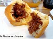 Muffins coeur philadelphia Milka