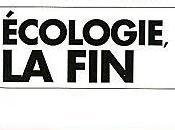 """""""Ecologie, fin"""" Christian Gerondeau"""