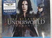[Arrivages semaine] Steelbook Underworld Awakening Garantie Fnac PS3, Blu-ray nombre