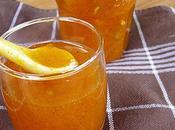 Confiture d'abricots rhum pistaches