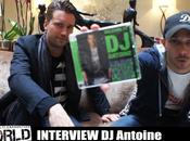 Welcome l'interview Antoine D-World
