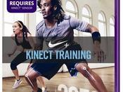Nike+ Kinect Training L'entrainement devant télé