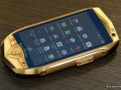 Smartphones tablettes sous Android signés Lamborghini
