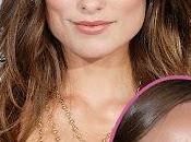 Olivia Wilde sans maquillage