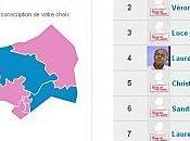 Résultats Elections législatives Seine-Martime tour