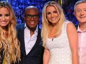 Louis Walsh Britney Spears brillante Factor