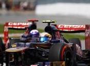 Toro Rosso, course devra être meilleure Valence