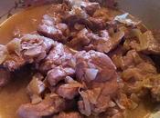 Filet mignon porc cidre
