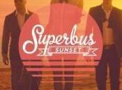 pochette nouvel album Superbus, Sunset.