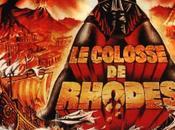 Colosse Rhodes colosso Rodi, Sergio Leone (1961)