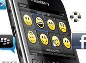Nouveau BlackBerry Curve 9320, champion réseaux sociaux