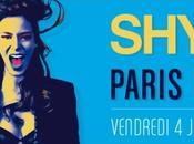 Shy'm Paris Bercy