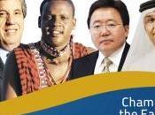 Environnement sont champions Terre 2012