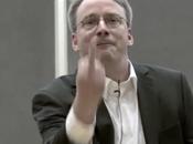Linus Torvalds Nvidia