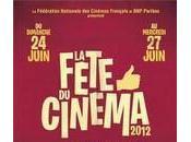 Fête Cinéma 2012