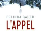L'appel ombres Belinda Bauer