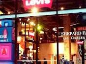 Shepard Fairey André, rencontre Levi's Store Champs Elysées