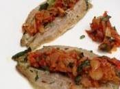 Recette d'ete filets sardines fraiches fondue tomates