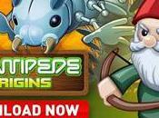 Centipede Origins arrive Android