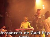 Retour vidéo concert Gaël Faye Maroquinerie