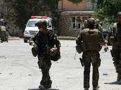 Afghanistan soldats français présents site l'hôtel Spozhmai, attaqué aujourd'hui insurgés