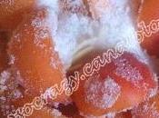 Confiture Abricots Amandes Vanille