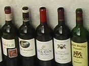 Dégustation l'aveugle vins rive gauche Bordeaux millésime 2009