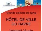 sang Grande collecte juin juillet 2012 Havre
