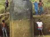 statues l'ile Pâques corps