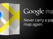 Google Maps Ajout mode offline