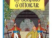 sceptre d'Ottokar, d'Hergé