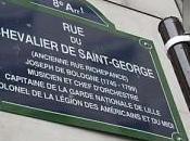 Merci Monsieur BANAT, pour Chevalier Saint-Georges, votre passion