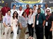 Nascar annonce programme d'intégration multiculturelle sein