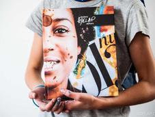 Livre livre Adelap dedans/dehors avec Blurb Arles