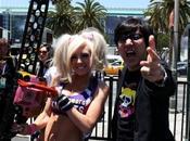 souvenirs l'E3 2012 Stars, Cosplays insolites
