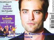 Interview Robert Pattinson avec