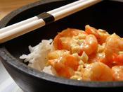 Curry Crevettes Lait Coco façon Pekin Express