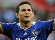 Chelsea Lampard avec Beckham