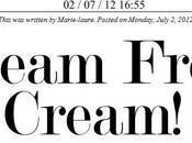 Dream Fresh Cream, Gemey Maybelline