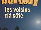 """J'ai commencé hier soir: """"Les Voisins côté"""" Linwood BARCLAY"""