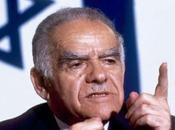 Mort l'ancien premier ministre israélien Shamir