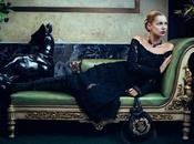 Kate Moss renversante nouvelle égérie Salvatore Ferragamo