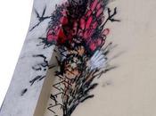 #StreetArt Inauguration M.U.R XIII l'artiste #Bonom
