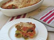 Gratin tomates courgettes