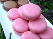 Macarons griotte